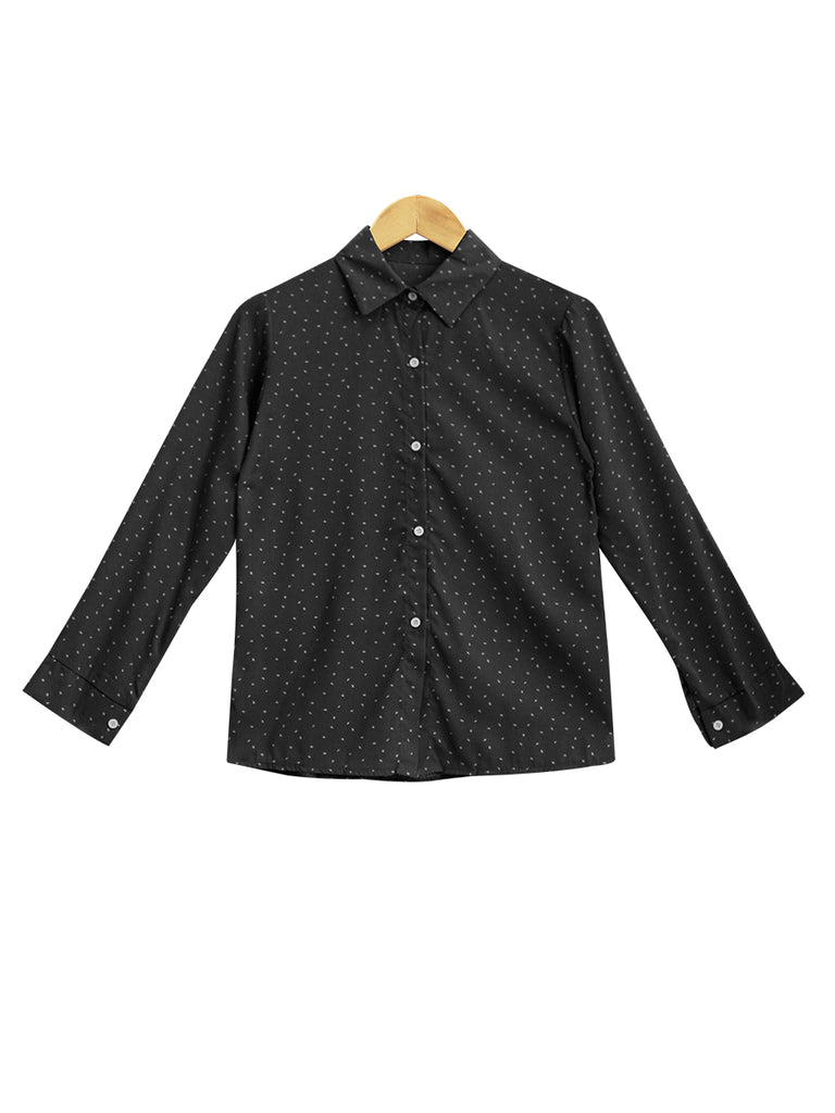 CONFETTI CASUAL BLOUSE SHIRT BT677