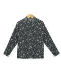 CUTESY FLOWER BLOUSE SHIRT BT679