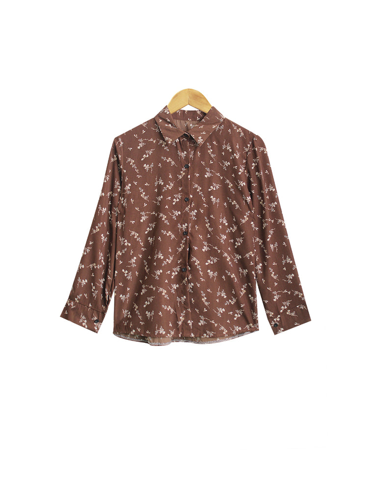ROSEMARY BLOUSE SHIRT BT721