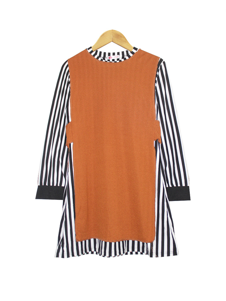CANDY STRIPE BLOUSE BT774