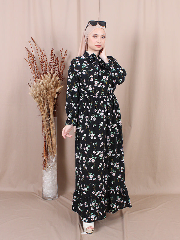 ASTER LONG DRESS  BD185