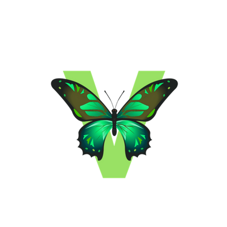 Butterfly Vegan