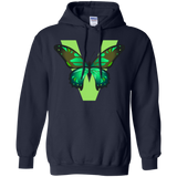 Butterly Vegan Pullover Hoodie