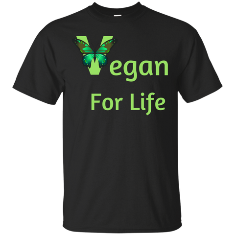 Vegan for Life T-Shirt