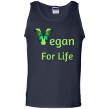Vegan for Life Tank Top