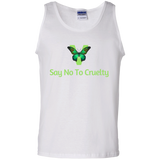 Vegan Say No to Cruelty Tank Top