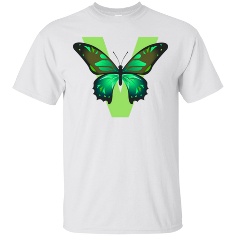 Butterfly Vegan T-Shirt