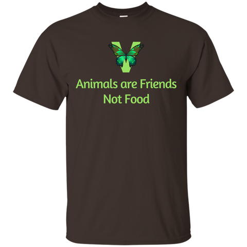 Vegan Animals Friends T-Shirt