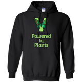 Vegan Powered by Plants Pullover Hoodie