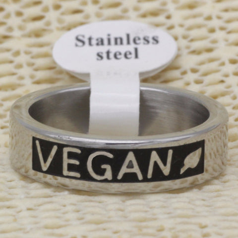 Vegan Ring 2