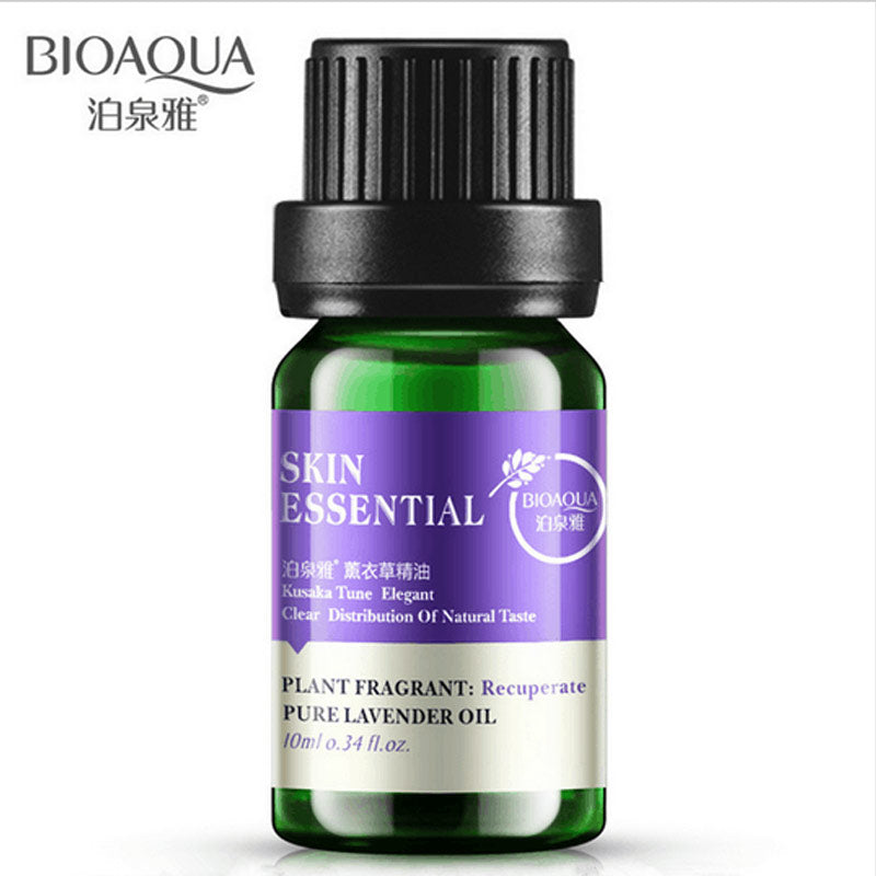 Bioaqua Lavender Essential Oil Hyaluronic Acid Anti Wrinkle Aging Moisturizing - My Beauty Line
