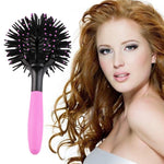 3D Round Hair Brushes - My Beauty Line