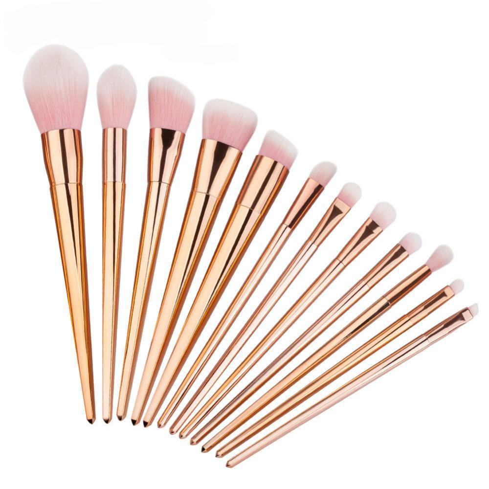 Powder Foundation Makeup Brushes Set - My Beauty Line
