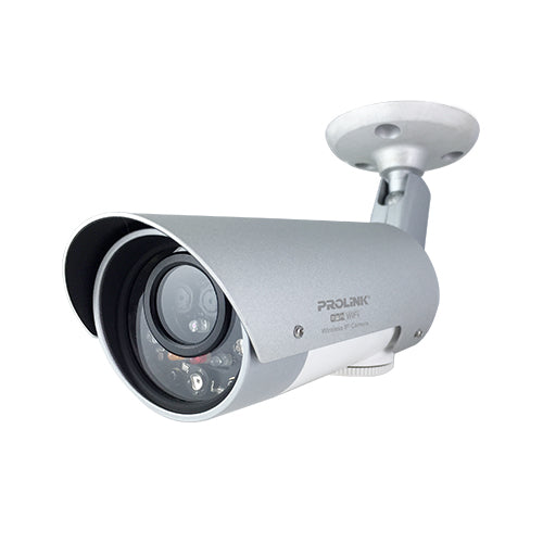 PROLiNK True Plug & Play Wireless Outdoor IP Camera w/Dual Lens-PIC1008WN