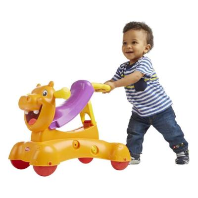 Playskool Toy of the Year- Scoot N' Spin Hippo - A7389