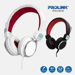 PROLiNK Frolic1 Corded Stereo Headset - PHC1001E