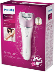 Philips Satinelle Advanced Wet & Dry Epilator - BRE632/00