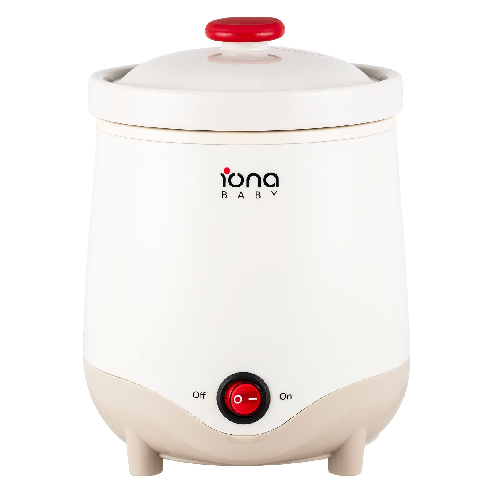 Iona 0.7L Slow Cooker - GLSC08