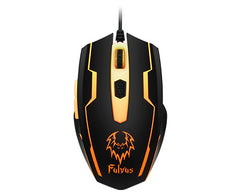 PROLiNK Fulvus 7-Colour Illuminated Gaming Mouse-PMG9003