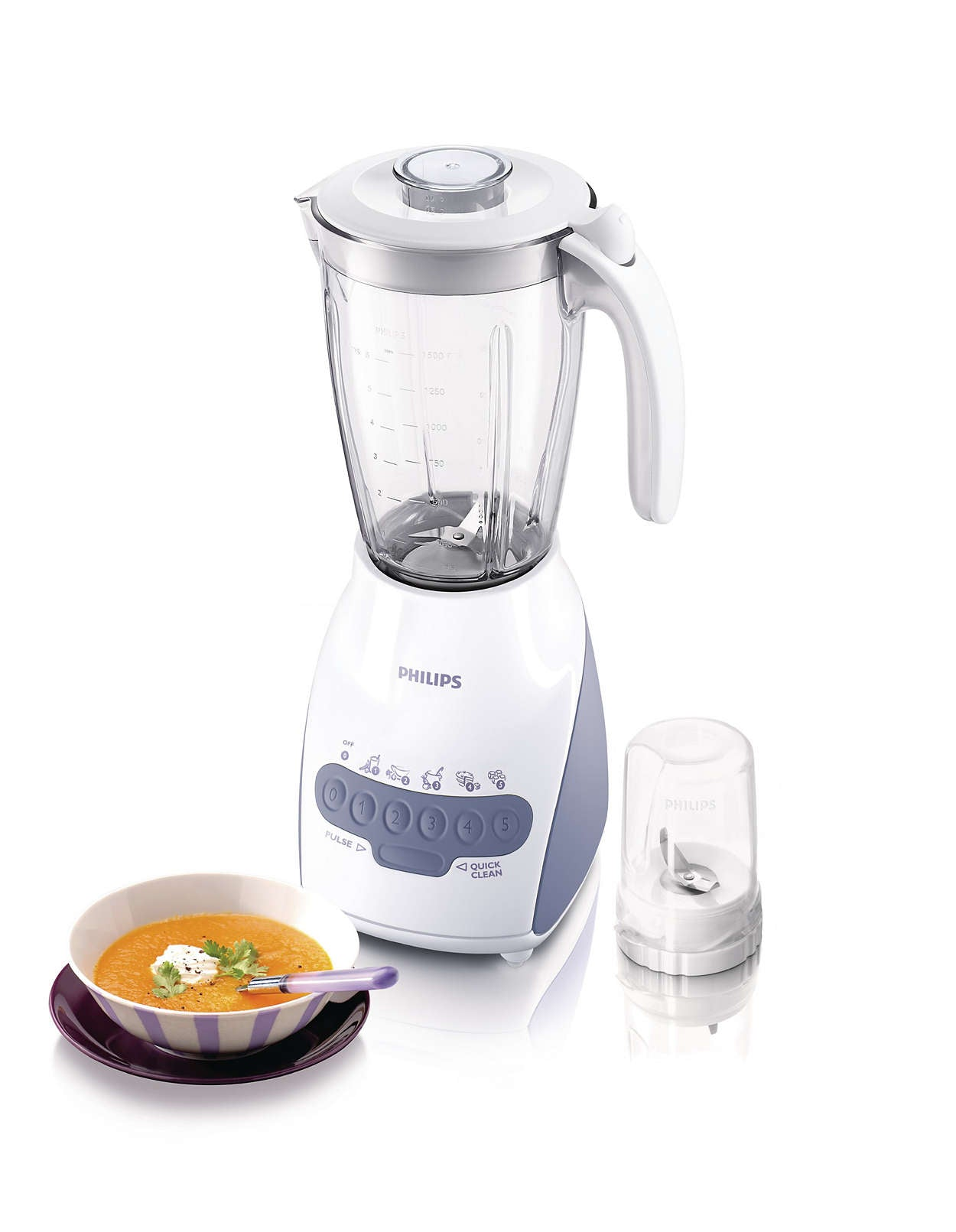 Philips Blender 600W - HR2118/01