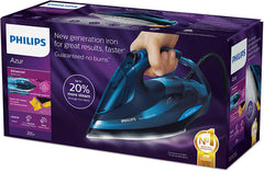 Philips Azur Advanced Steam Iron with OptimalTEMP Technology - GC4938/20