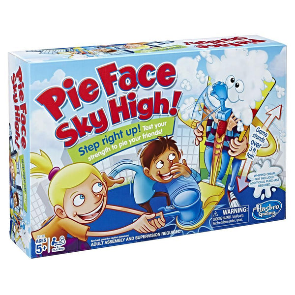 Pie Face Sky High Game - C2130