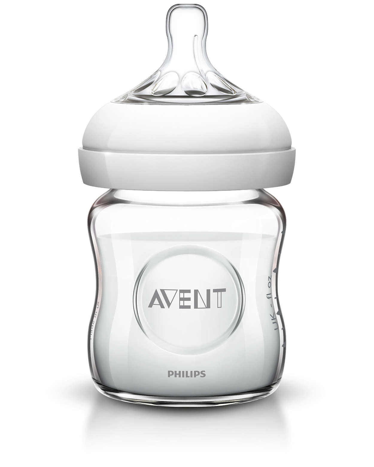 Philips AVENT Glass Feeding Bottle - SCF671/17