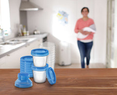 Philips AVENT BreastMilk Storage Cups - SCF618/10