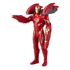 Marvel Avengers: Infinity War Mission Tech Iron Man Figure - E0560