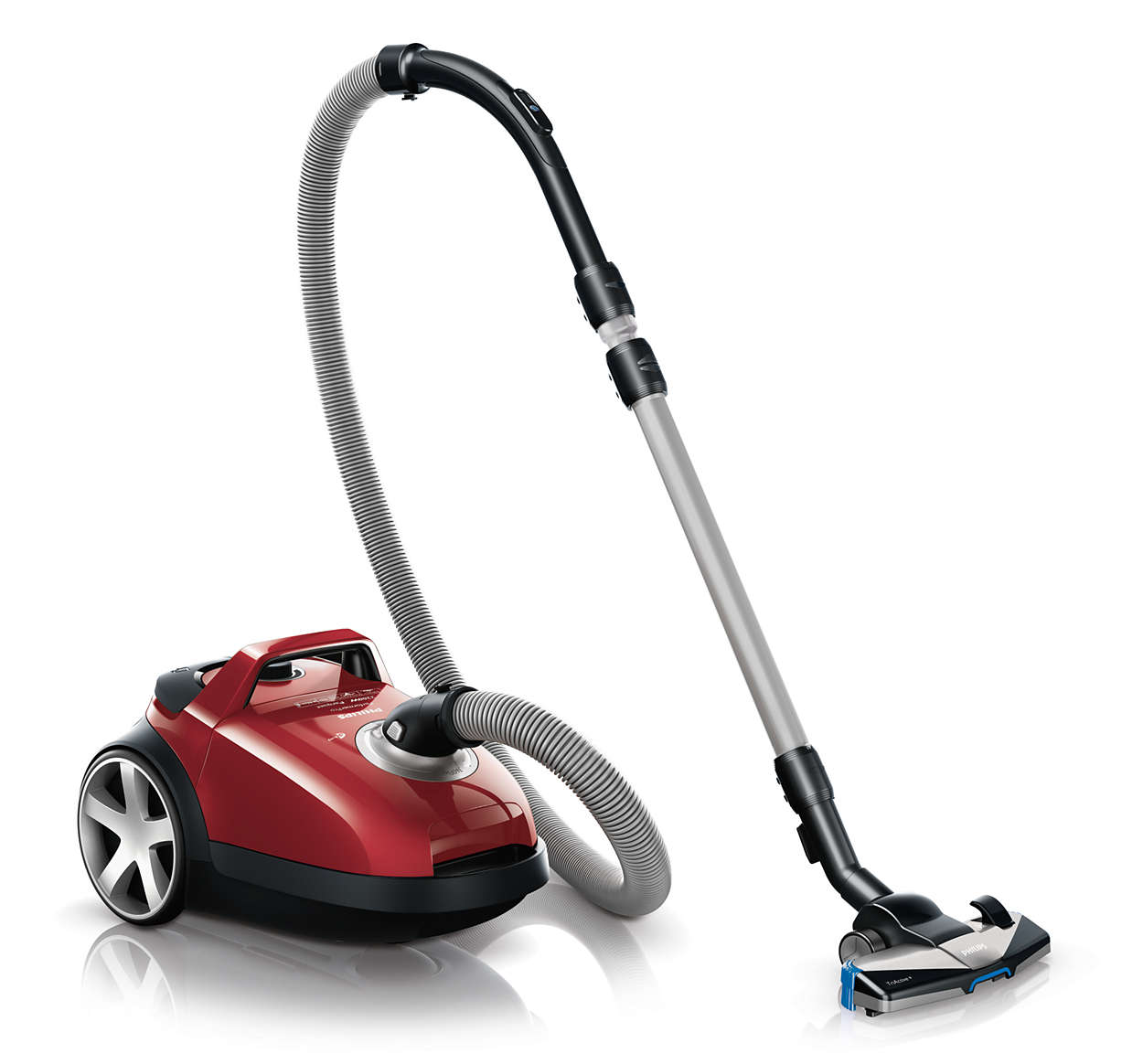 Philips Performer Active Vacuum Cleaner With Bag - FC9192/61