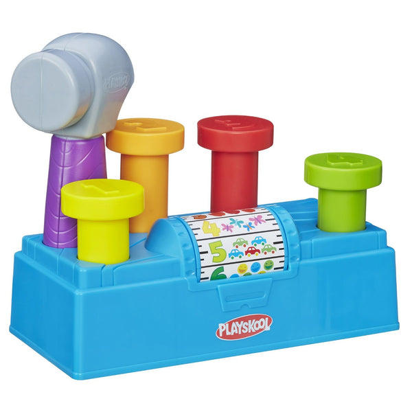 Playskool Tap 'n Spin Toolbench Toy - A7405