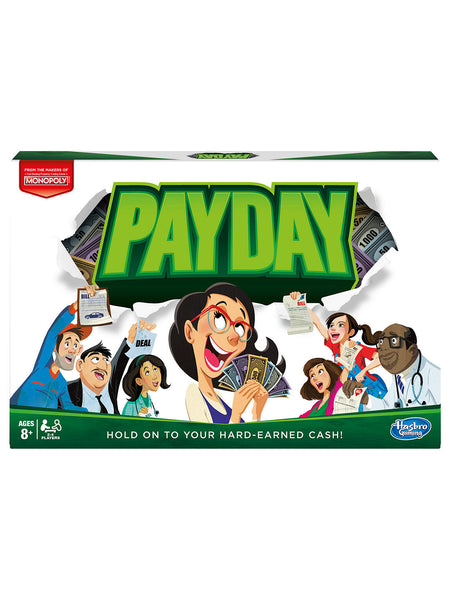 Monopoly Payday Game E0751