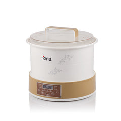 Iona 4.5L Double Boiler with Micro-Computer - GLDB45MC