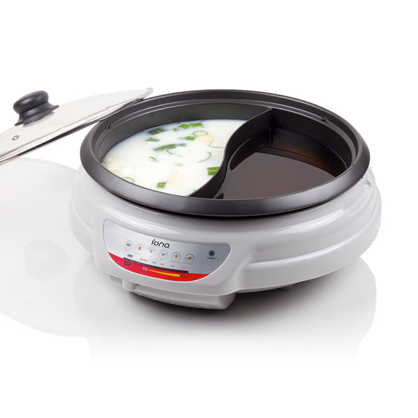 Iona 5.0L Shabu Shabu Steamboat Pot / Electric Skillet - GLS189