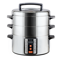 Iona Electric Dual Use Steamer and Hot Pot - GLST032