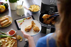 Philips Viva Collection Airfryer - HD9723/11