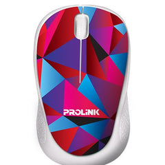 PROLiNK 2.4GHz Wireless Nano Optical Mouse - PMW5005