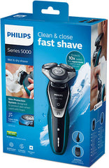 Philips Shaver Series 5000 Wet & Dry Electric Shaver - S5550/44