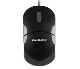 PROLiNK USB Optical Mouse-PMC1001