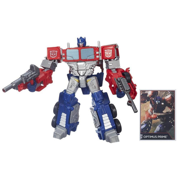 Transformers Generations Combiner Wars Voyager Class Optimus Prime Figure - B0975