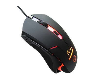PROLiNK Furax 7-Colour Illuminated Gaming Mouse -PMG9002