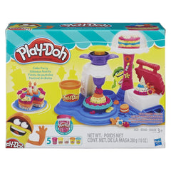 Play-Doh Cake Party - B3399
