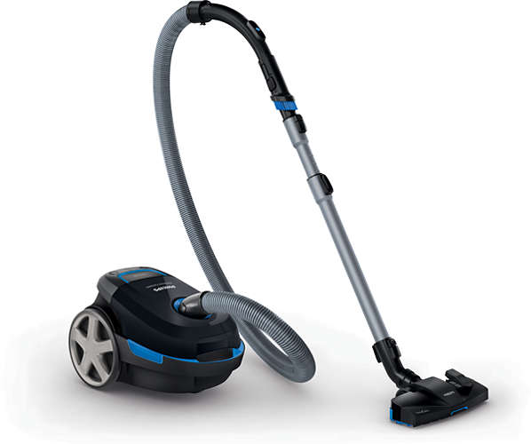 PHILIPS Performer Compact Vacuum Cleaner with Bag - FC8383/61