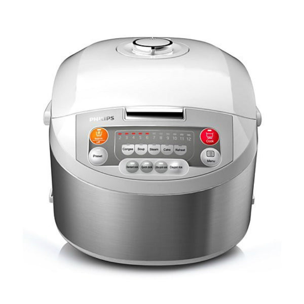 Philips  Viva Collection Fuzzy Logic Rice Cooker 1.8L - HD3038/62