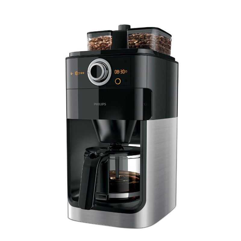 Philips Grind & Brew Coffee maker - HD7762/00