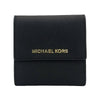 Michael Kors Jet Set Travel Small Carryall Wallet Black