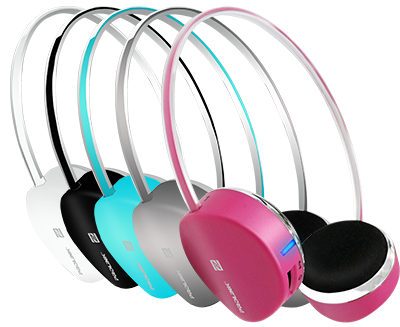 PROLiNK Super Slim Stereo BT Headset - PHB6001E
