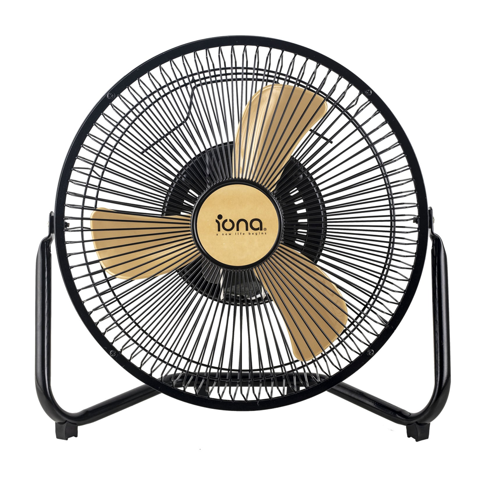 "Iona 9"" High Velocity Floor Fan - Typhoon M2"