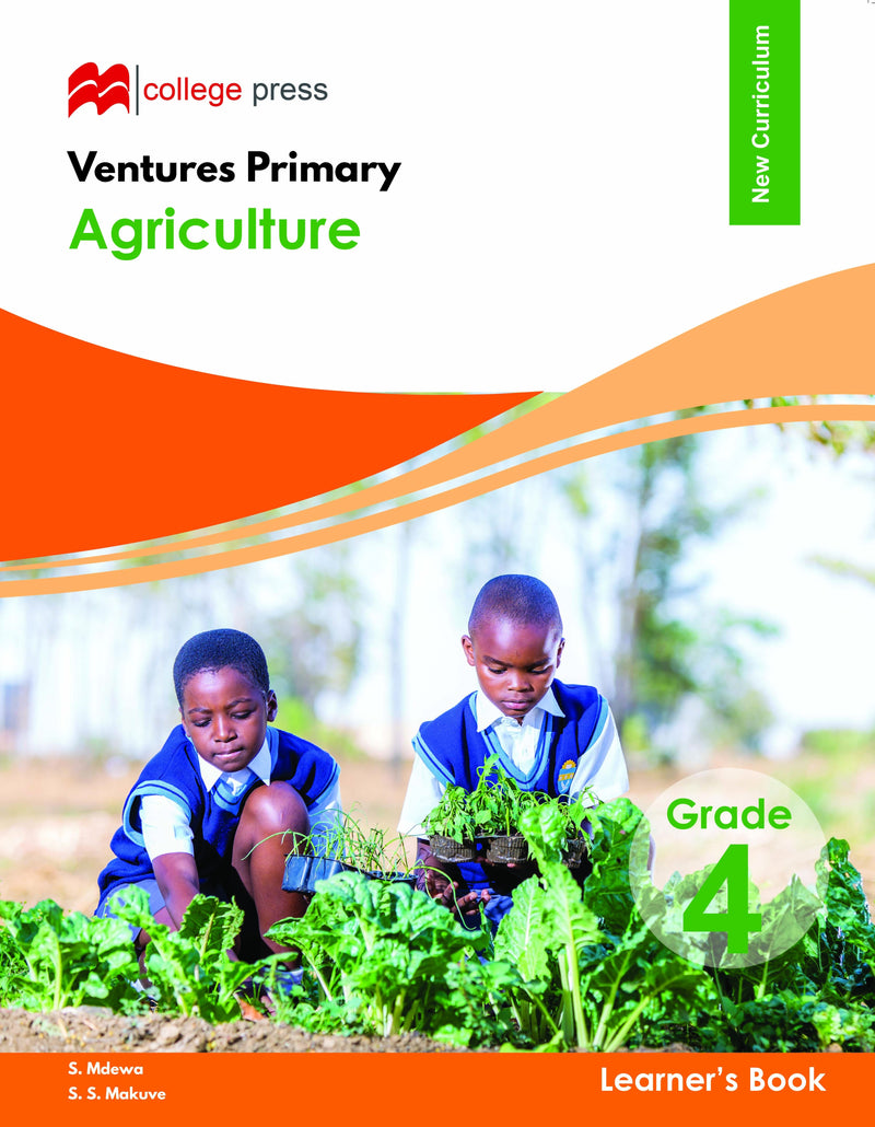 Ventures Primary Agriculture Learners  Grade 4 Book