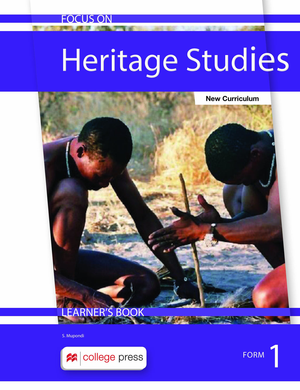 Focus on Heritage Studies Learner's Book FORM1
